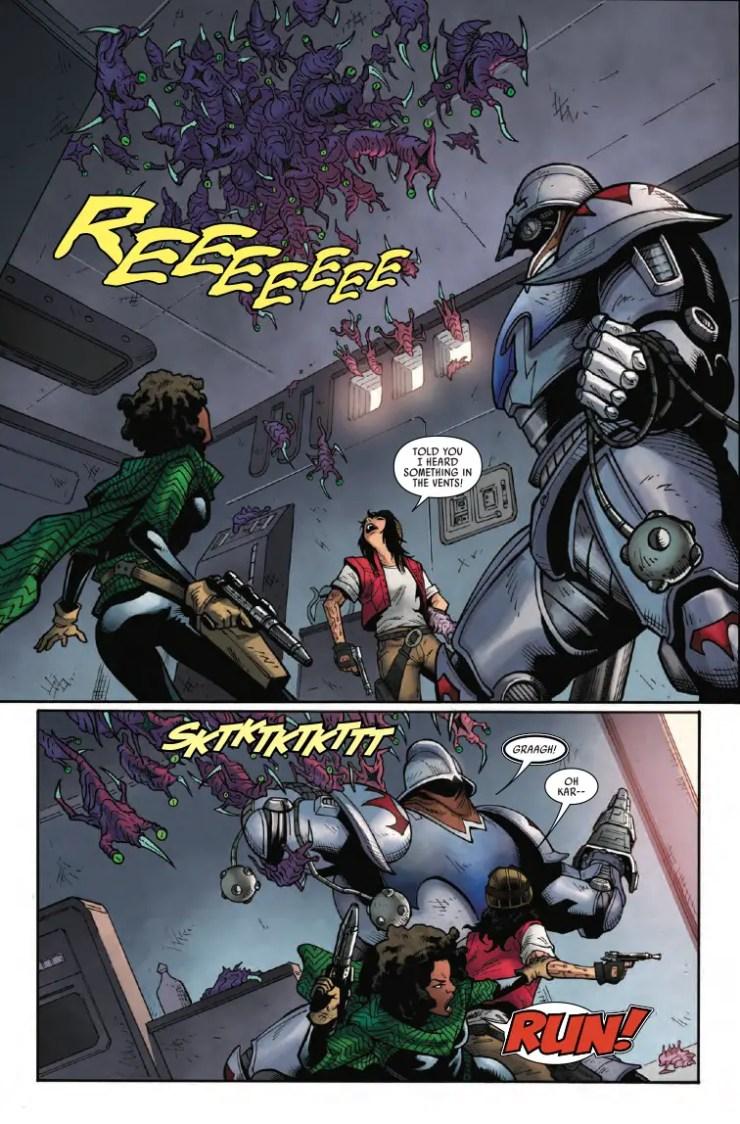 Marvel Preview: Star Wars: Doctor Aphra #11