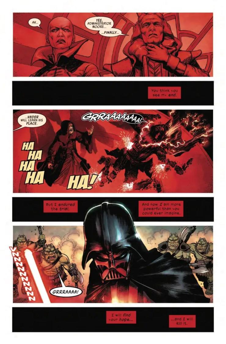 Marvel Preview: Star Wars: Darth Vader #13