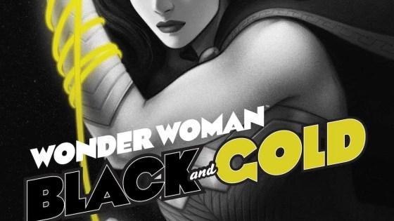 DC Preview: Wonder Woman Black & Gold #1