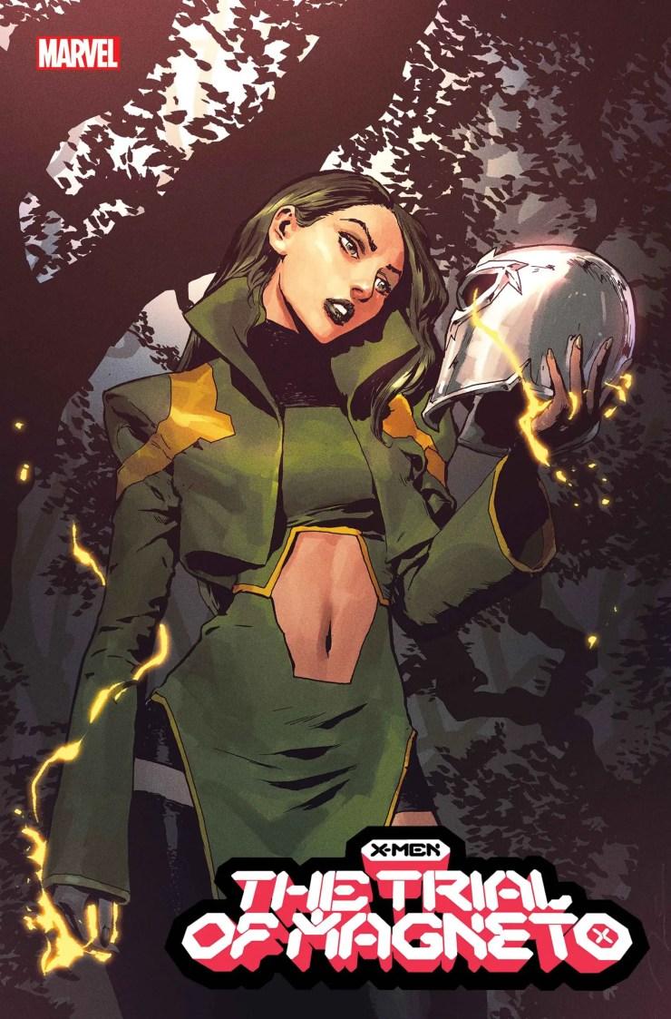 X-Men Monday #114 - Jordan D. White Answers Your Hellfire Gala Week 5 Questions