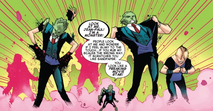X-Men Monday #109 - Terry Blas, Kieron Gillen & Leah Williams Talk 'Marvel's Voices: Pride'
