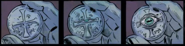 The Silver Coin #3