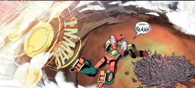 Transformers #31