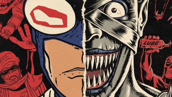 Here's Kane & Able -- now prepare for comics mischief