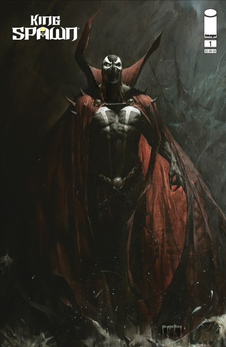 Image First Look: King Spawn #1