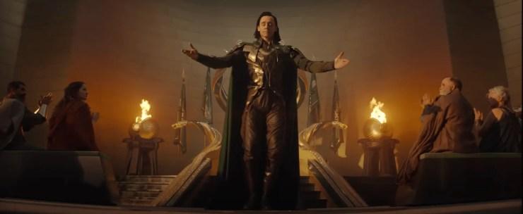 Disney+ releases mid-season 'Loki' sneak peek
