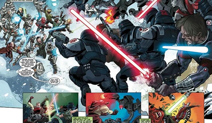 Star Wars: The Old Republic Vol. 4