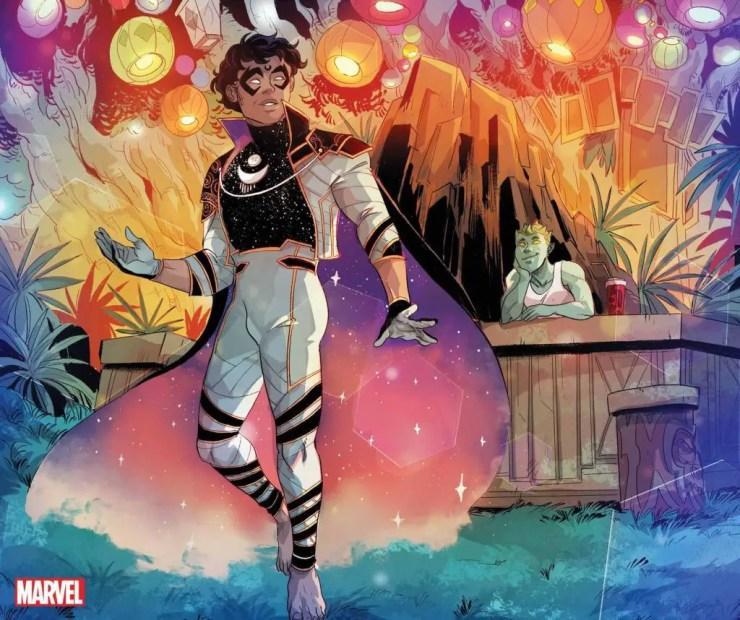 Marvel's Voices: Pride #1