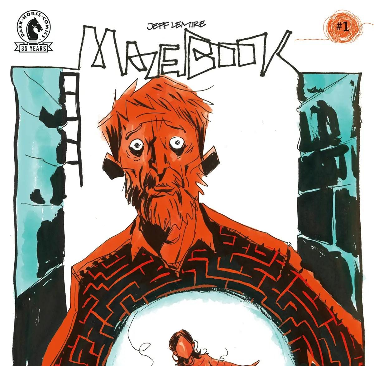'Mazebook' #1 is deeply emotional