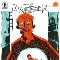 Dark Horse announces Jeff Lemire's 'Mazebook' for September 2021