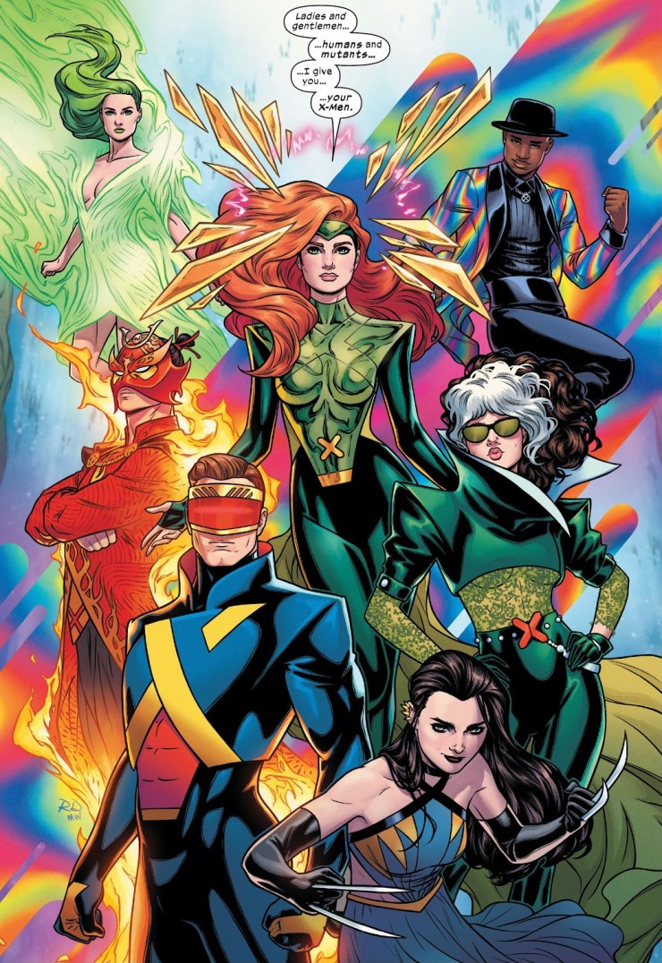 X-Men Monday #110 - Jordan D. White Answers Your Hellfire Gala Week 2 Questions