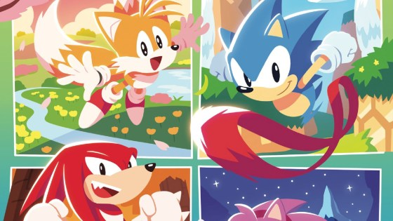 'Sonic the Hedgehog 30th Anniversary Special' is IDW's greatest Sonic comic thus far