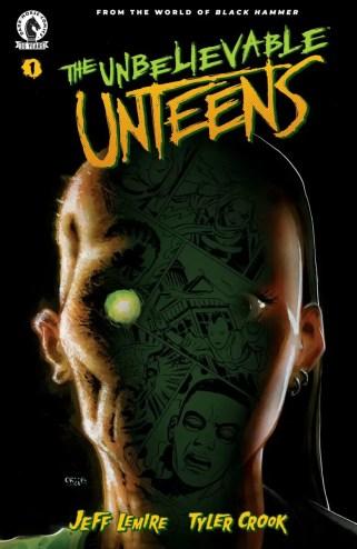 Jeff Lemire, Tyler Crook want you to meet 'The Unbelievable Unteens'