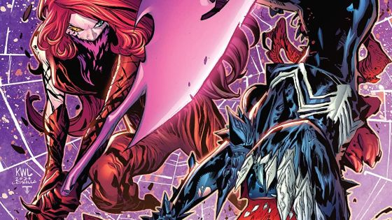 'King in Black: Gwenom vs. Carnage' is more than meets the eye