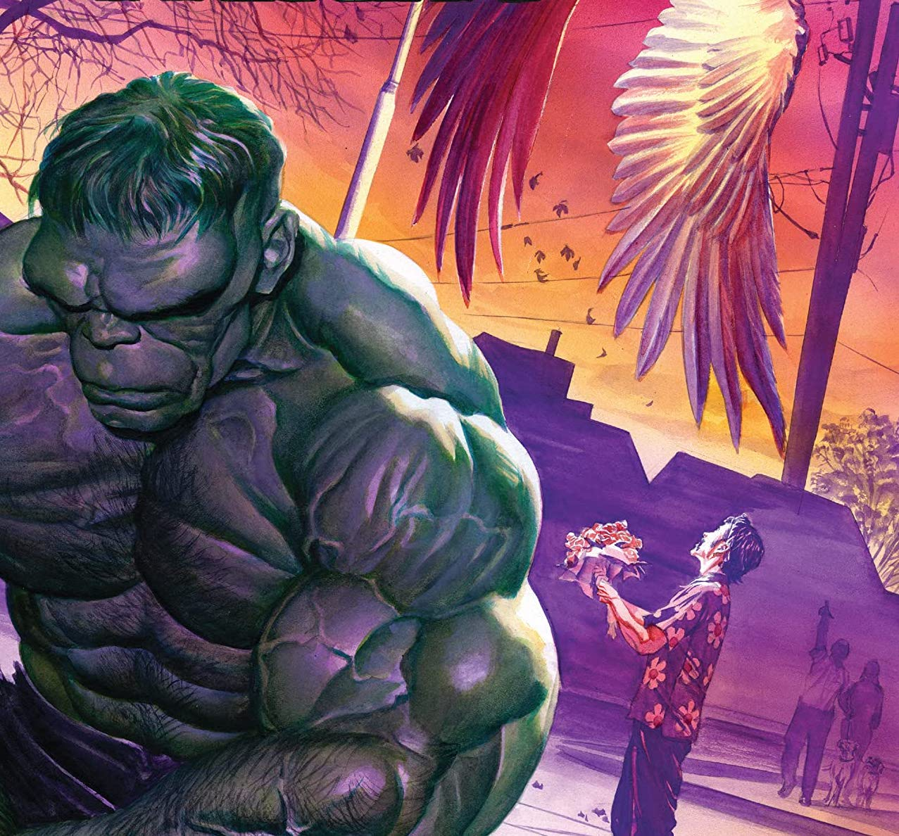 'Immortal Hulk' #48 is the calm before the horrific storm