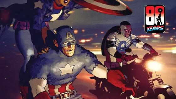 'The United States of Captain America' #2 brings 'the dream' closer into focus