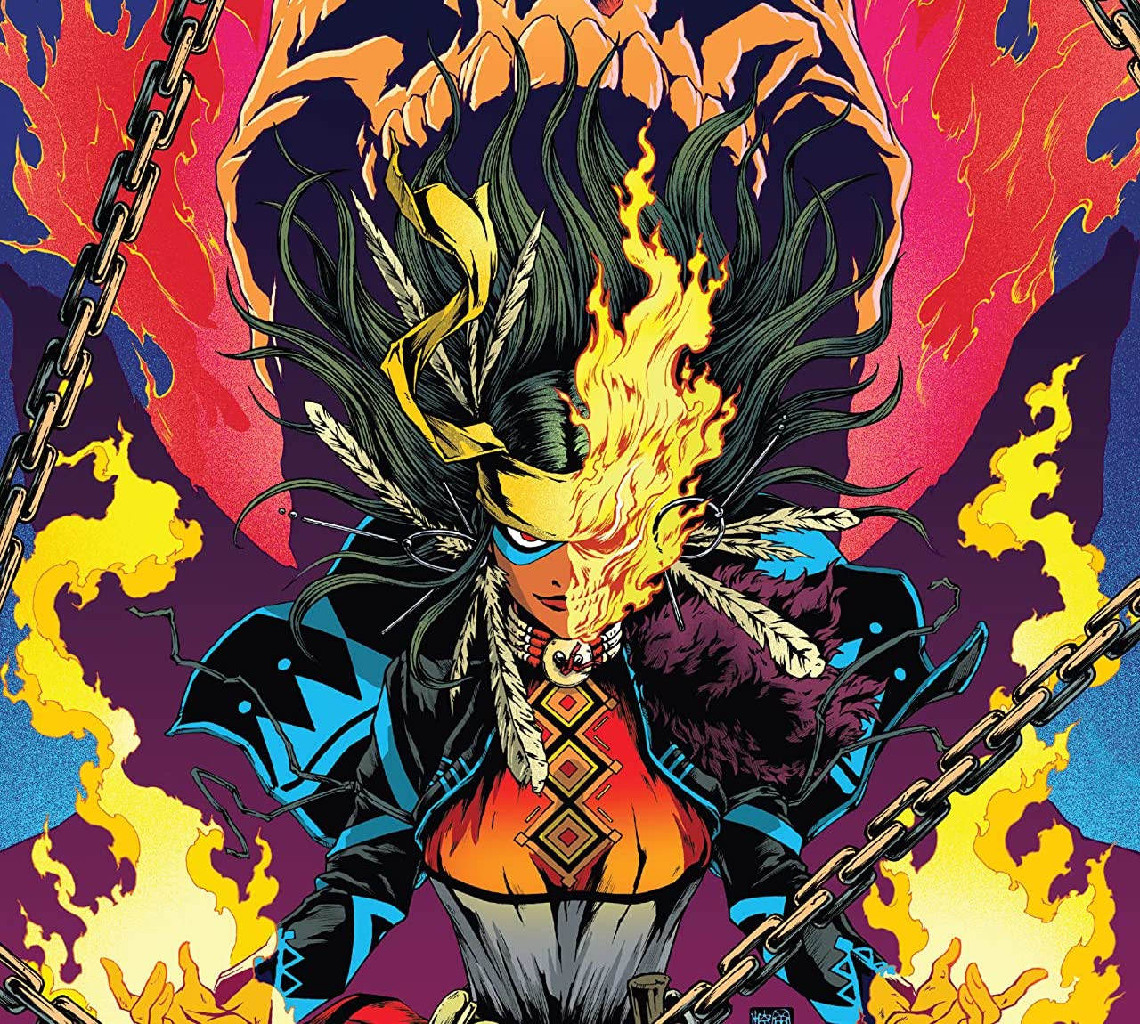 'Spirits of Vengeance: Spirit Rider' #1 is a must read for Ghost Rider and Demon Rider fans