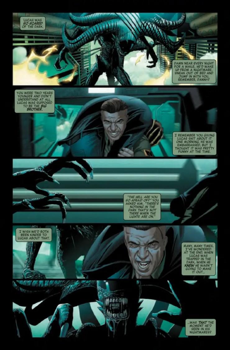 Marvel Preview: Alien #5