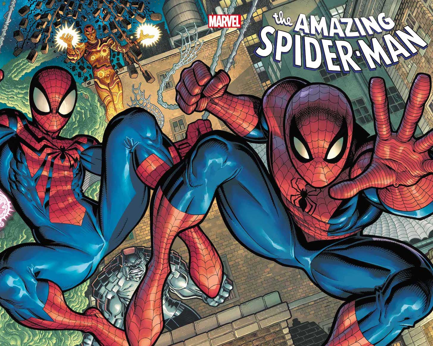 'Amazing Spider-Man' #75 offers an exciting new direction for Spidey