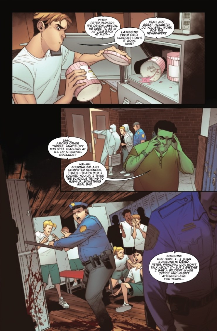 Marvel Preview: Amazing Spider-Man Annual #2