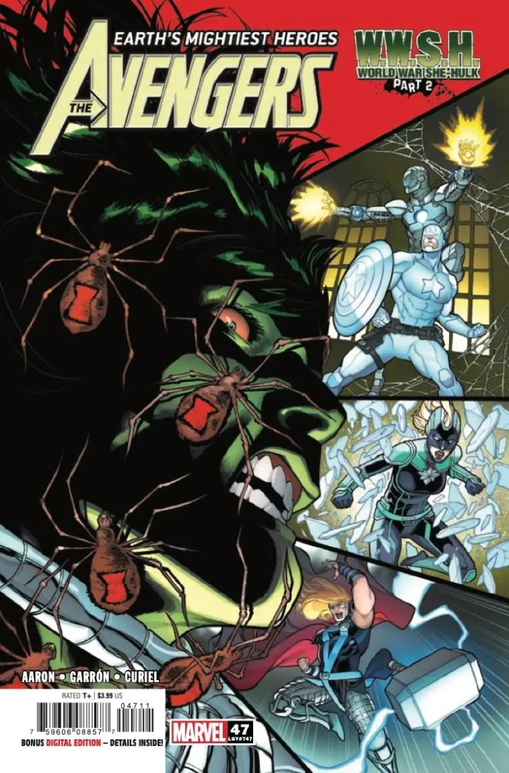 Marvel Preview: Avengers #47