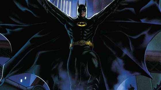 DC Comics First Look: Batman '89 #1 and covers for #2 and #3