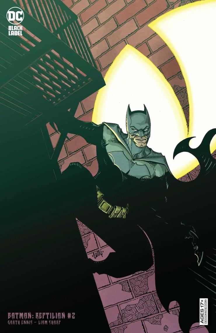 DC Preview: Batman: Reptilian #2