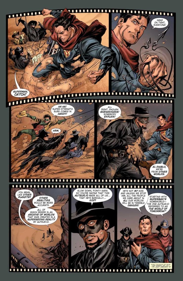 DC Preview: Batman/Superman #20