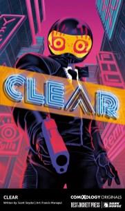 Clear Scott Snyder Comixology