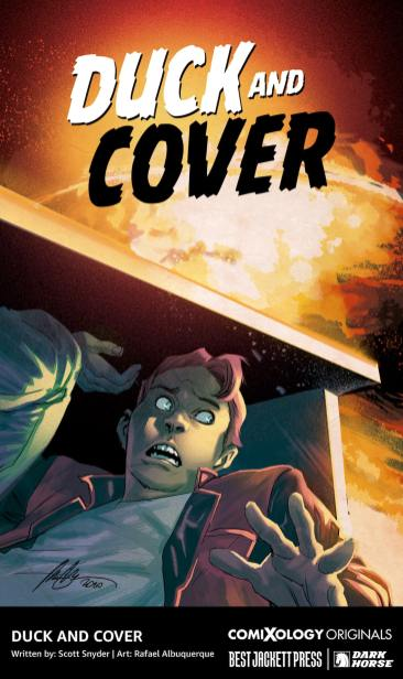 Duck and Cover Scott Snyder Comixology