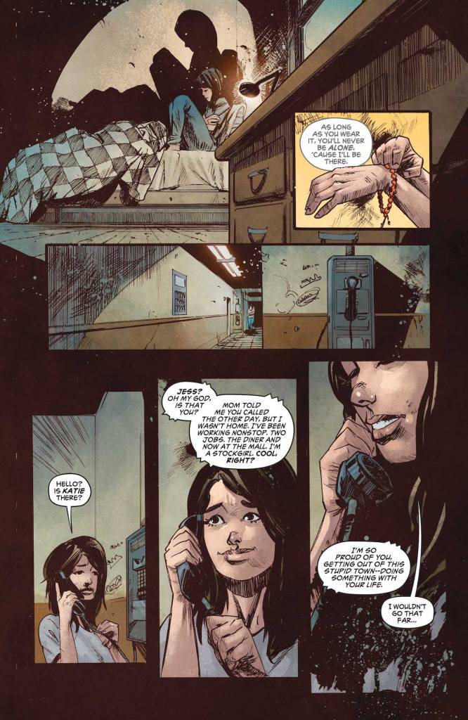 DC Preview: DC Horror Presents: The Conjuring: The Lover #2