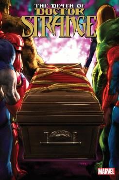 Marvel announces 'Death of Doctor Strange' limited series