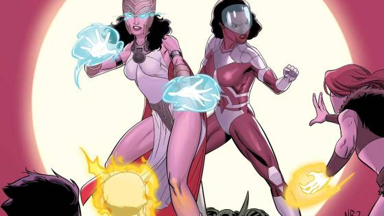 Marvel reveals Eternals vs. Avengers of 1,000,000 BCE in 'Eternals: Celestia' #1
