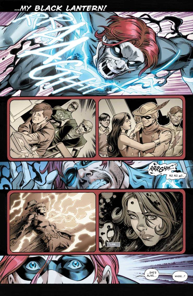 DC Preview: Infinite Frontier #3