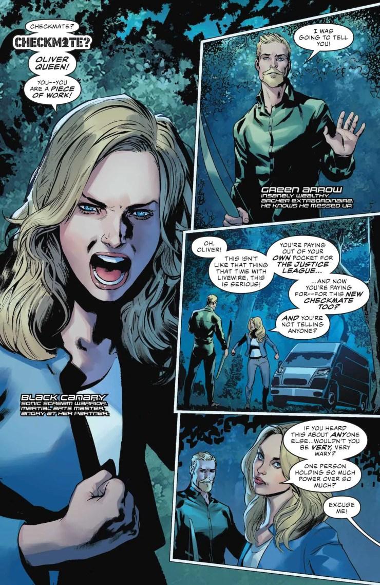 DC Preview: Justice League #65