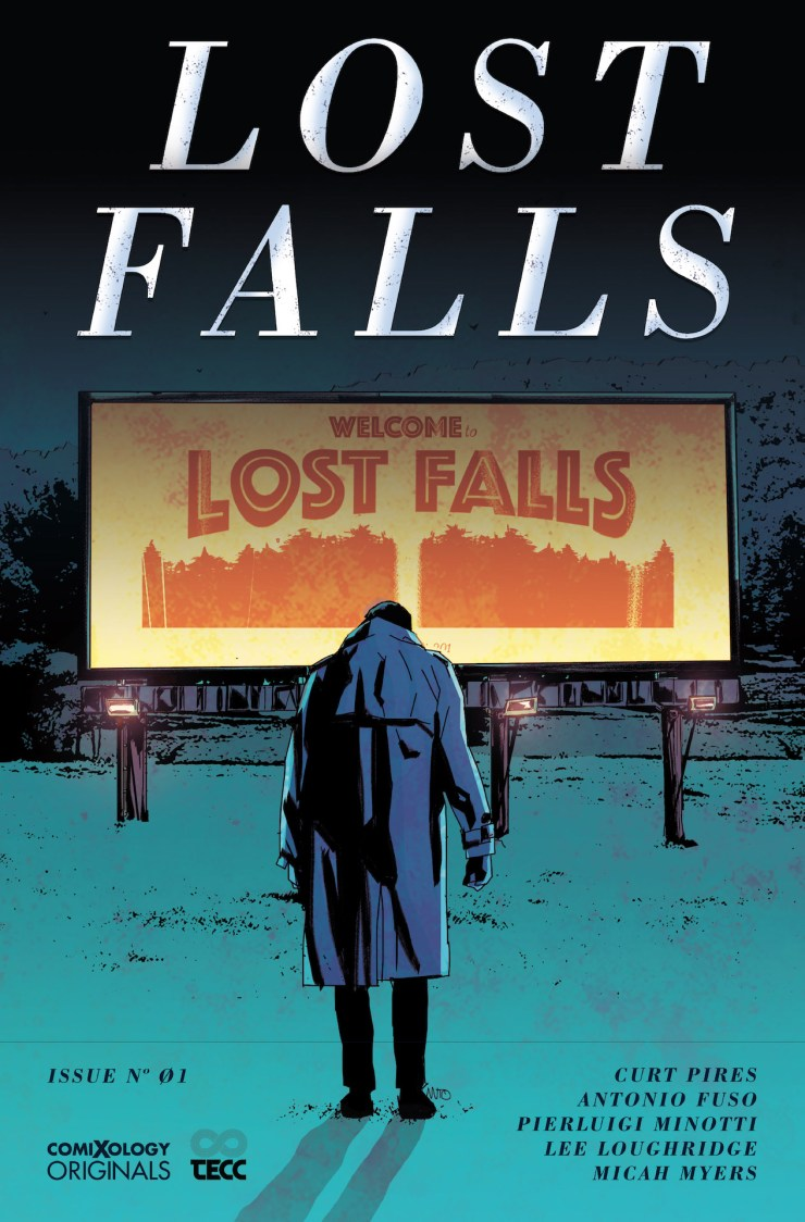 ComiXology Preview: Lost Falls #1