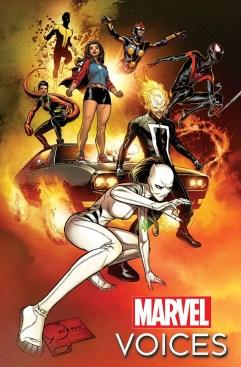 Marvel announces 'Marvel's Voices: Community (Comunidades)' #1