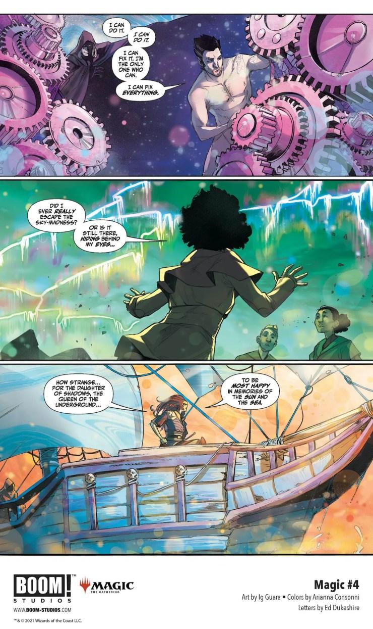 BOOM! Preview: Magic #4