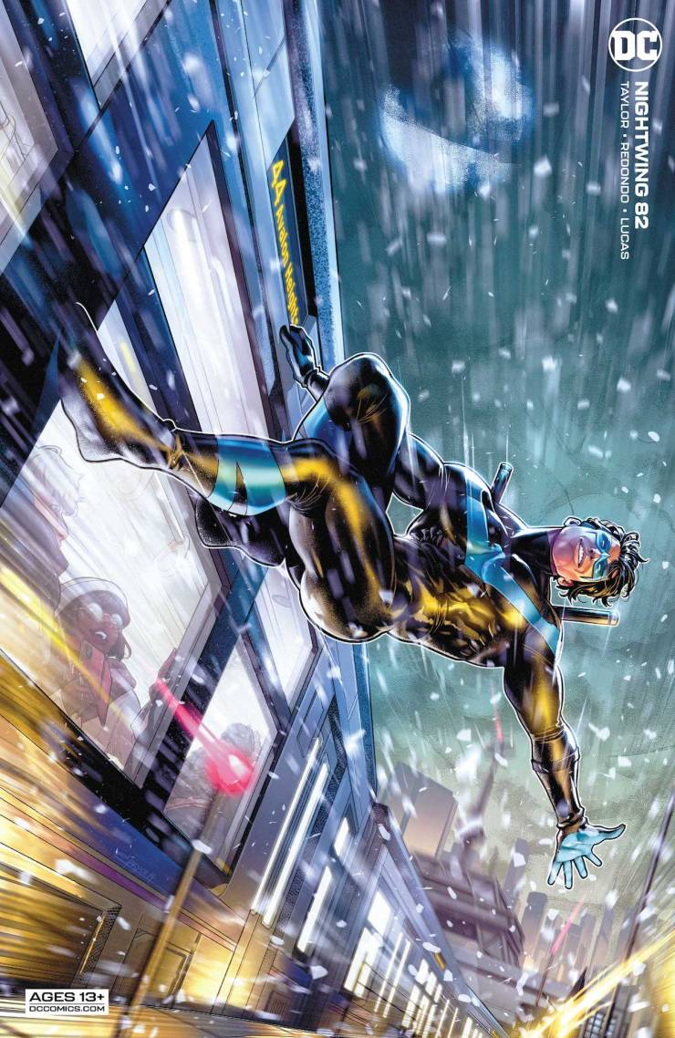 DC Preview: Nightwing #82