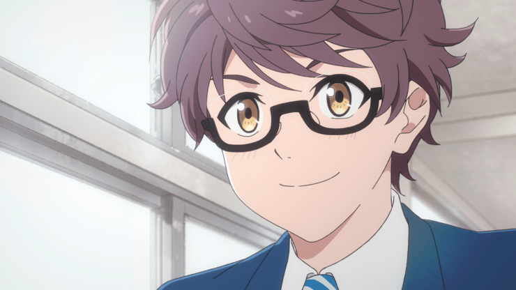 'Re-Main' first impressions: The summer's hottest new...amnesiac water polo anime?