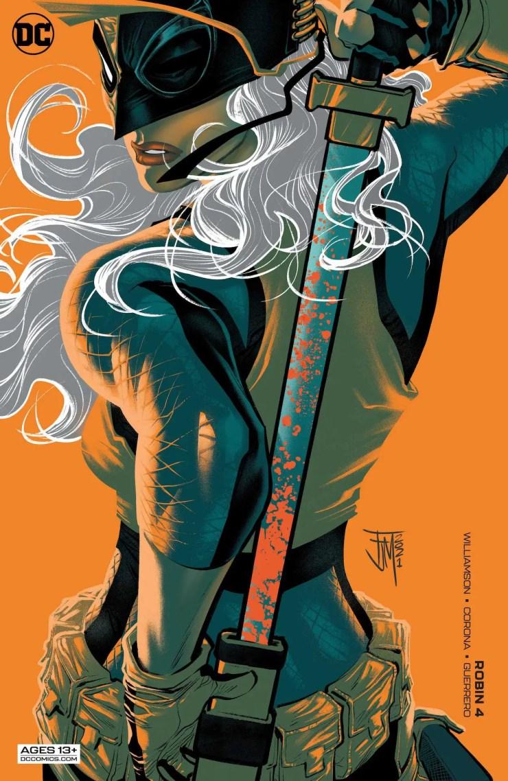 DC Preview: Robin #4
