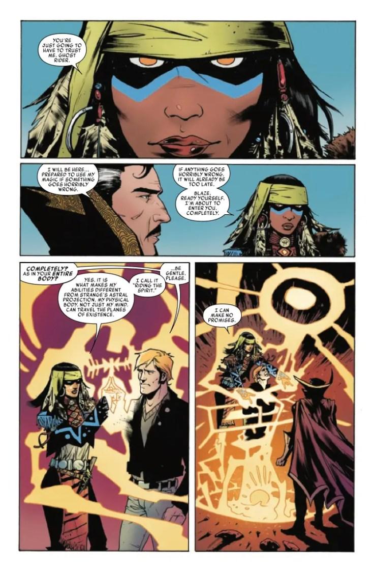 Marvel Preview: Spirits of Vengeance: Spirit Rider #1