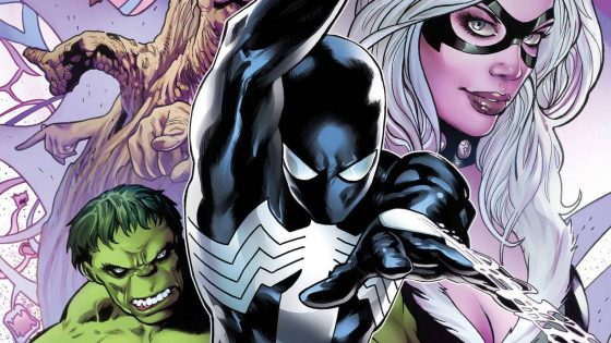 'Symbiote Spider-Man: Crossroads' #1 uses unknown Marvel elements with mixed results