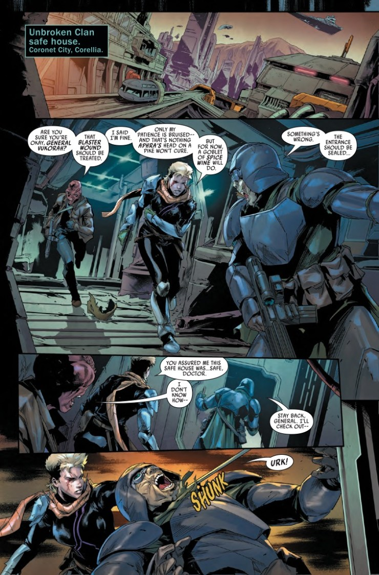 Marvel Preview: Star Wars: Bounty Hunters #15