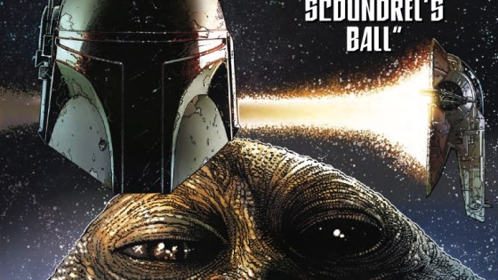 Marvel Preview: Star Wars: War of the Bounty Hunters #2