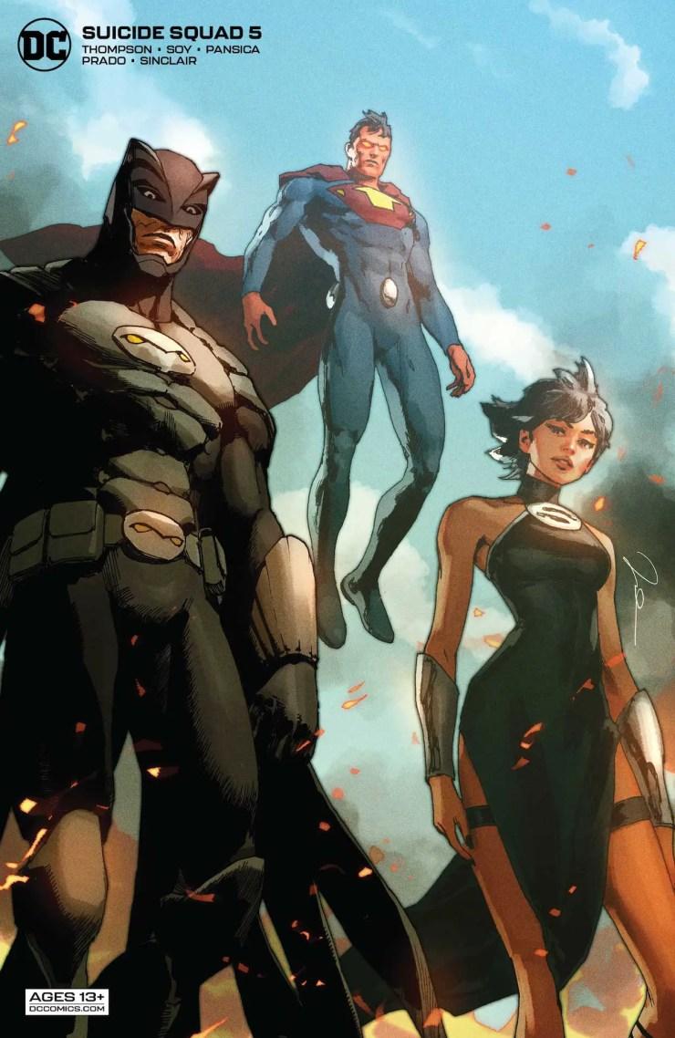 DC Preview: Suicide Squad #5