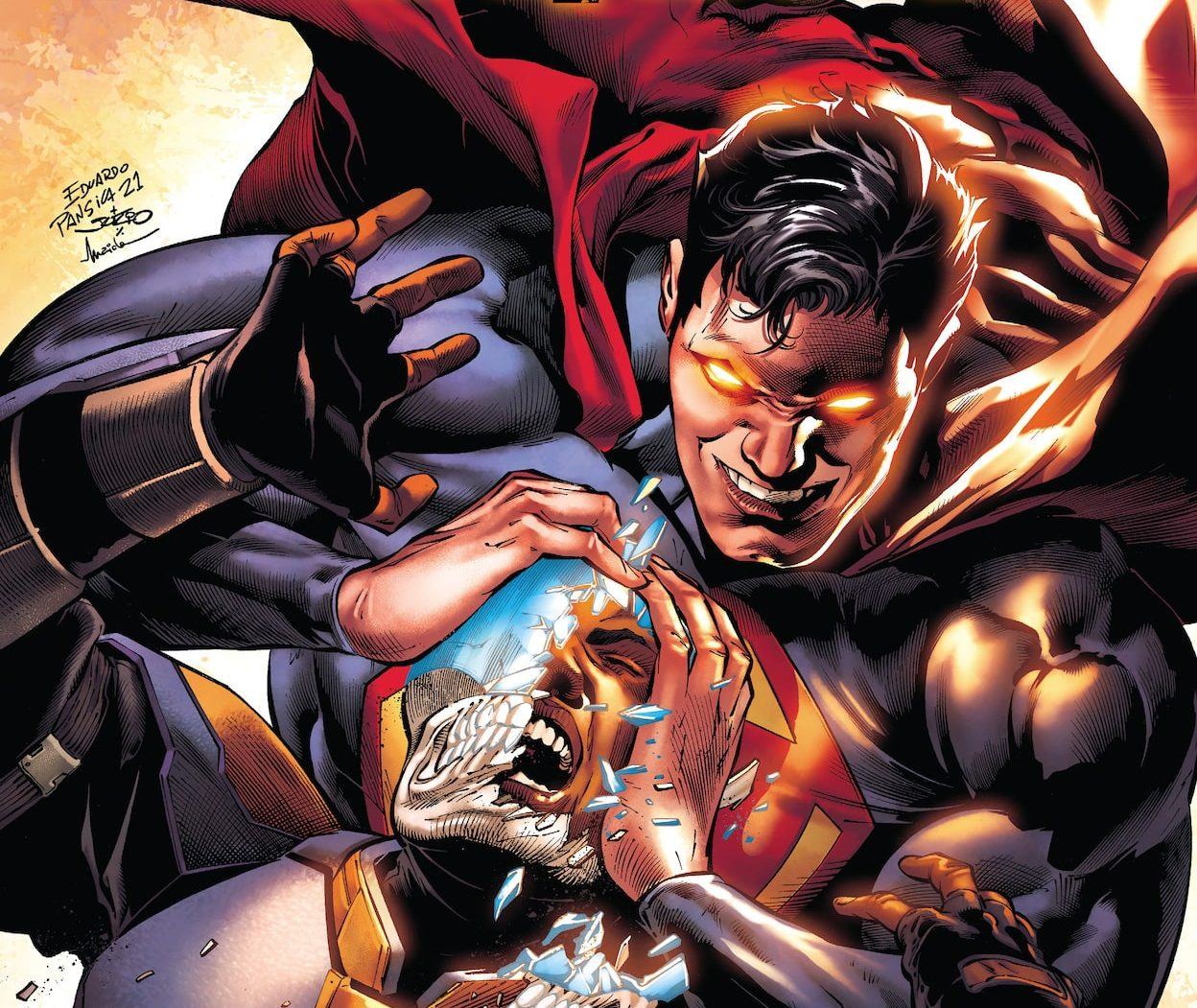 'Suicide Squad' #6 gives more details on the ongoing Superboy mystery