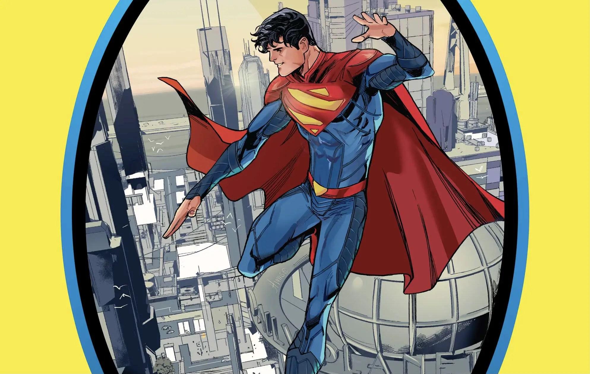 Superman Son of Kal El 1 Cover