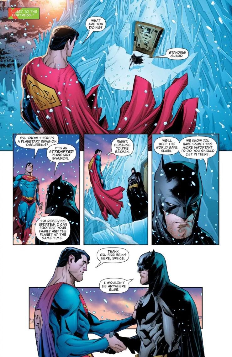 DC Preview: Superman: Son of Kal-El #1