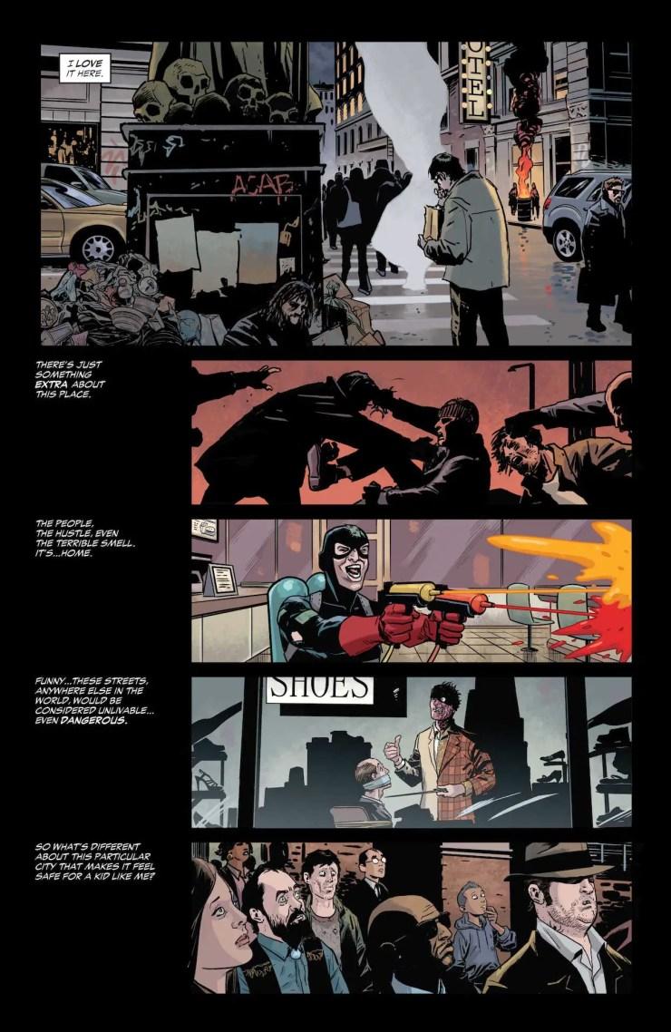 DC Preview: Teen Titans Academy #5